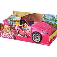 Barbie Glam Convertible Car