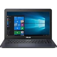 ASUS EeeBook L402 Laptop, Intel Celeron, 4GB RAM, 32GB eMMC, 14, with Office 365 Personal 1-Year Subscription Included