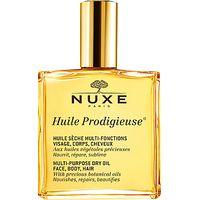 NUXE Dry Oil Huile Prodigieuse Spray Bottle, 100ml