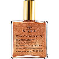 NUXE Shimmering Dry Oil Huile Prodigieuse Or, 50ml