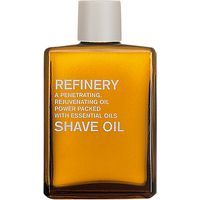 The Refinery Shave Oil, 30ml