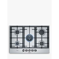 4242002837482 | Bosch PCQ7A5B90 Gas Hob  Stainless Steel Store