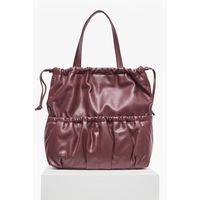 French Connection Soft Drawstring Tote Bag - wimberry