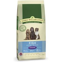 James Wellbeloved Senior - Fish & Rice - 15kg