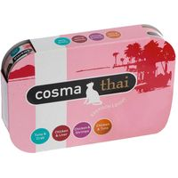 Cosma Thai in Jelly Mixed Trial Packs - 6 x 400g
