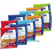 Bosch Goodies Mixed Trial Pack 10 x 30g - 10 x 30g