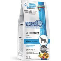 Forza 10 Medium Diet with Fish - Economy Pack: 2 x 12kg