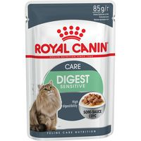Royal Canin Digest Sensitive in Gravy - 12 x 85g