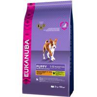 Eukanuba Medium Breed Puppy Food - Economy Pack: 2 x 15kg
