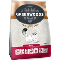 Greenwoods Adult Turkey - 300g
