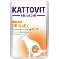 Kattovit Urinary Pouches - Saver Pack: Chicken (12 x 85g)