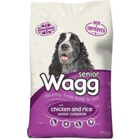 Wagg Complete Senior - 15kg