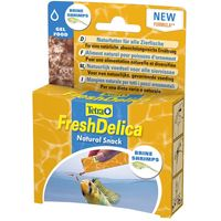 Tetra FreshDelica Jelly - Saver Pack: 3 x Bloodworms