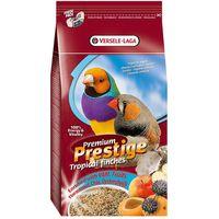 Prestige Premium Exotics/Tropical Birds - Economy Pack: 2 x 1kg