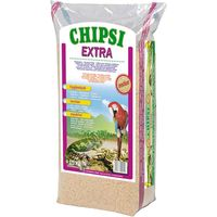 Chipsi Extra Beechwood Chips - 15kg, Medium-Grain