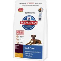 Hills Science Plan Adult Oral Care - Chicken - Economy Pack: 3 x 2kg