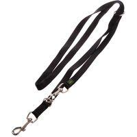 Hunter Vario Basic Dog Lead - Black - Size 2