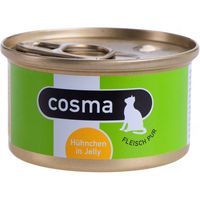 Cosma Original in Jelly Mixed Trial Packs - 6 x 170g