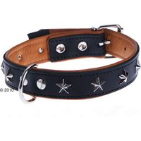 Heim Leather Lead & Collar Set - Stars - Set 1