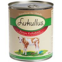 Lukullus Seasonal Menu: Fine Veal Heart - 6 x 800g