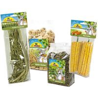 JR Farm Natural Snacks Pack - 4 different snacks