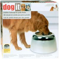 Hagen Dogit Elevated Dog Bowl - 2.5 litre