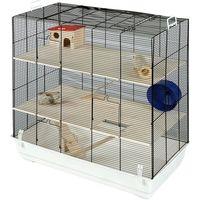 Fun Area Leon Small Pet Home - 67 x 36.5 x 65 cm (L x W x H)