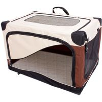 Portable Pet Home - Size M: 76 x 50.5 x 48 cm (L x W x H)