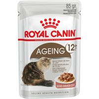 Royal Canin Ageing +12 in Gravy - 12 x 85g