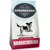 Greenwoods Adult Fish & Rice - 12kg