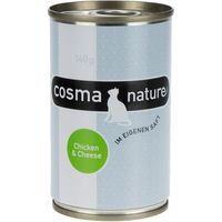 Cosma Nature 6 x 140g - Chicken Fillet