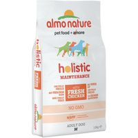 Almo Nature Holistic Dog Food - Medium Adult Chicken & Rice - 12kg