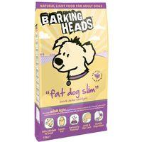Barking Heads Fat Dog Slim Rice & Chicken - Economy Pack: 2 x 12kg