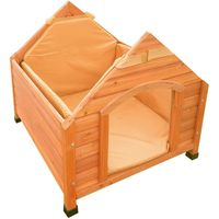 Insulation for Dog Kennel Trixie Natura - Size M: 68 x 62 x 54 cm (L x W x H)