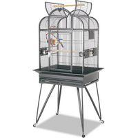 Montana Brazil Bird Cage - Antique: 70 x 55 x 159 cm (L x W x H) (2 packages*)