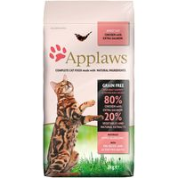 Applaws Grain-Free Cat Food Mixed Trial Pack 2 x 400g - 2 Varieties