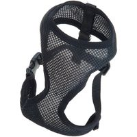 Soft Dog Harness - Black - Size L