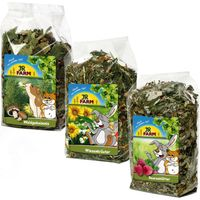 JR Farm Forest & Meadow Secrets Pack - Saver Pack: 2 x 3 snacks