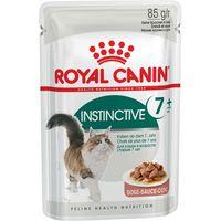 Royal Canin Instinctive +7 in Gravy - 12 x 85g