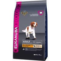 Eukanuba Small & Medium Breed Adult - Lamb & Rice - Economy Pack: 2 x 12kg