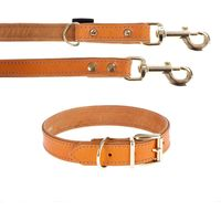 Heim Buffalo Dog Lead & Collar Set - Set 2