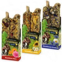 Jr Farm Farmys Grainless Mixed Pack - 3 x 2 Sticks (3 flavours each 140g)