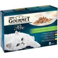 Gourmet Perle Mixed Trial Pack 8 x 85g - Delicate Fillets