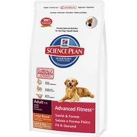 Hills Science Plan Adult Advanced Fitness Large Lamb & Rice - 12kg