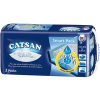 Catsan Smart Pack - Economy Pack: 3 x 2 Pack