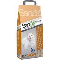 Sanicat Professional Clumping - Economy Pack: 3 x 10l