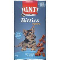 Rinti Extra Puppy Bitties Chicken & Beef - 75g