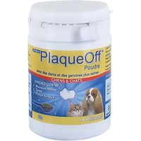 ProDen PlaqueOff Dental Care for Dogs - Saver Pack: 2 x 40g