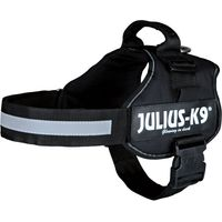 Julius K9 Power Harness - Black - Size 1