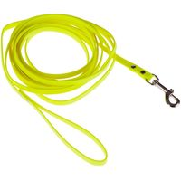 Heim Biothane Long Dog Lead - Fluorescent Yellow - 10m